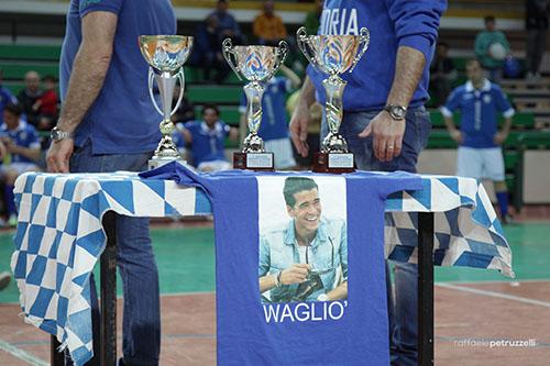 """Futsal Andria: Domenica 19 Aprile, festa promozione e 1° memorial """"Giuseppe Di Schiena"""" 363"""